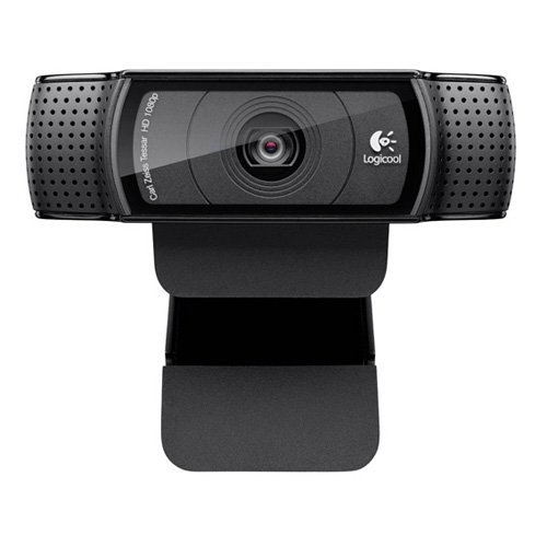 Logitech Webcam HD Pro C920 (Canada Packaging) FBA_960-000765 Cameras & Video Devices