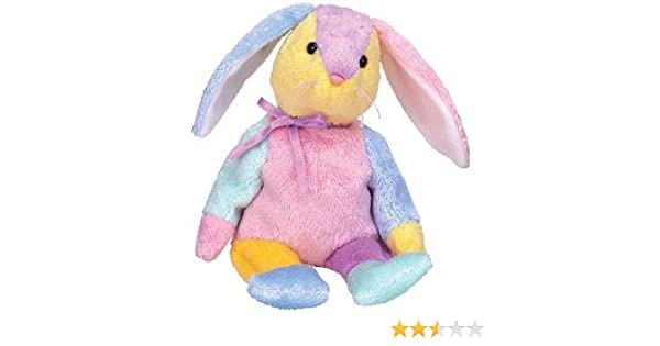 bfff6b7e649 Amazon.com  Ty Beanie Baby - DIPPY The Rabbit Pattern  Toys   Games