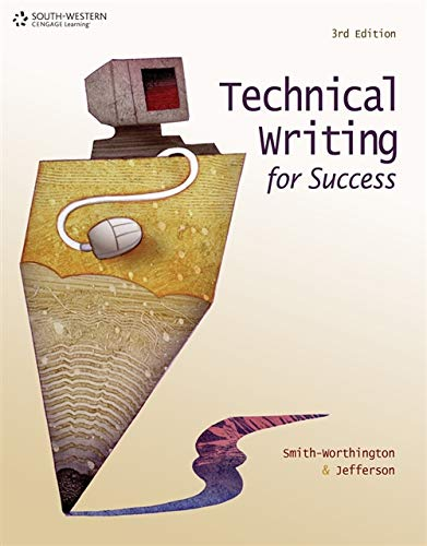 Technical Writing for Success (Applied English)