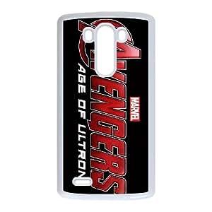 The Avengers Logo LG G3 Cell Phone Case White TV0711913