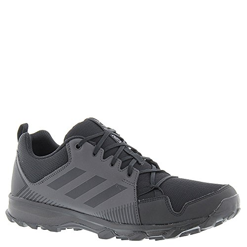adidas outdoor Men's Terrex Tracerocker Trail Running Shoe Utility Black, 11 D US
