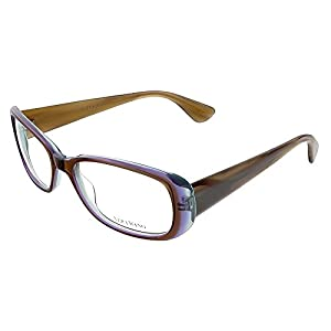Vera Wang VE 13 CU 53 Currant Full Rim Womens Optical Frame for Women