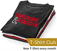 Dungeons & Dragons T-Shirt Club Subscription – Men – S