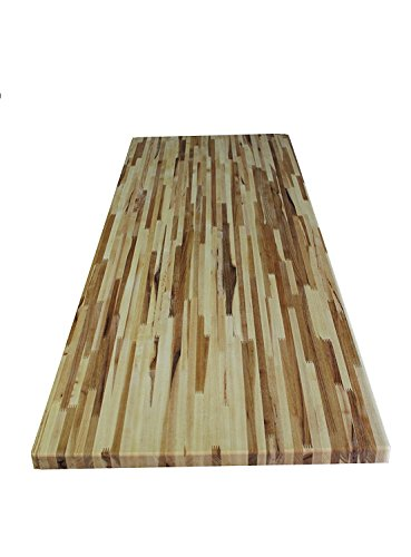 Forever Joint Hickory Butcher Block Top - 1.5