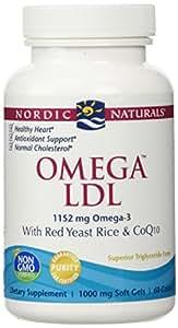 Nordic Naturals - Omega Ldl 60 softgels