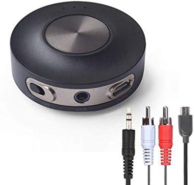 Avantree Priva III aptX LOW LATENCY Bluetooth Audio Transmitter for TV PC  (3 5mm AUX, RCA, PC USB Audio, NOT Optical) 100ft Long Range, Wireless  Audio