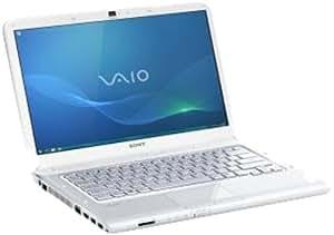 Sony VAIO VPCCA1S1E/W - Ordenador portátil de 14'' (Intel Core i5 2410M, 4 GB de RAM, 320 GB de disco duro)