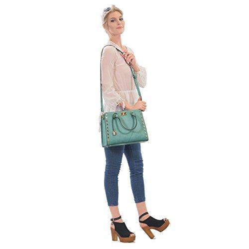 Review Dasein Women's Designer Handbags