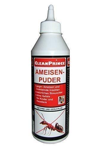 Polvo de hormiga 0,5 l bug cleanprince 500 ml las silverfish insectos puerca Seres rastreros ...