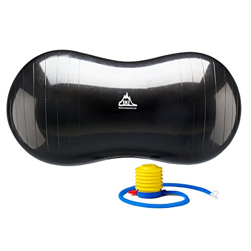 Black Mountain Peanut Stability Ball product image
