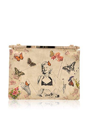 Dogo Bolso de mano Marliyn With Butterflies Multicolor