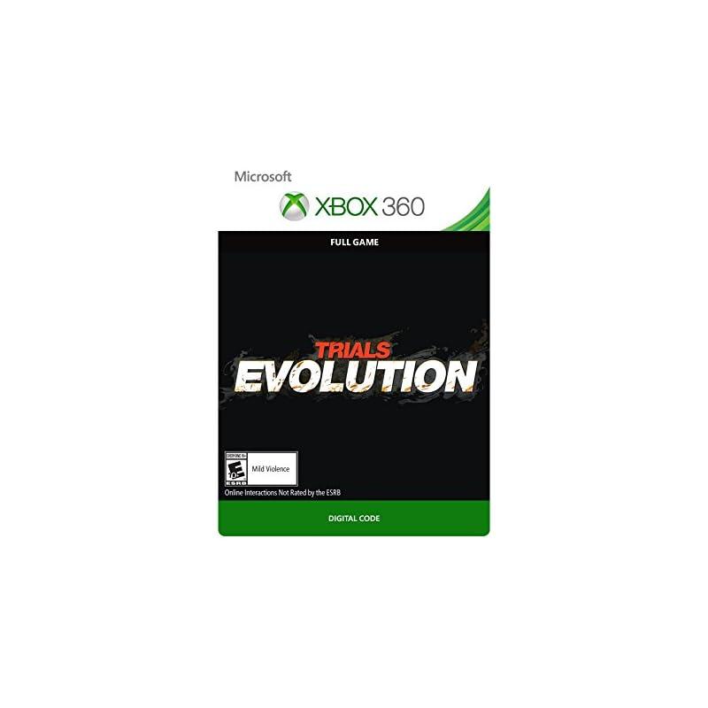 Trials Evolution - Xbox 360 [Digital Cod