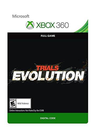 Trials Evolution - Xbox 360 [Digital Code] (Console Evolution)