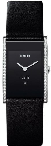 Jacob Time Inc R20758155 Rado Integral Jubile Leather Ladies Watch