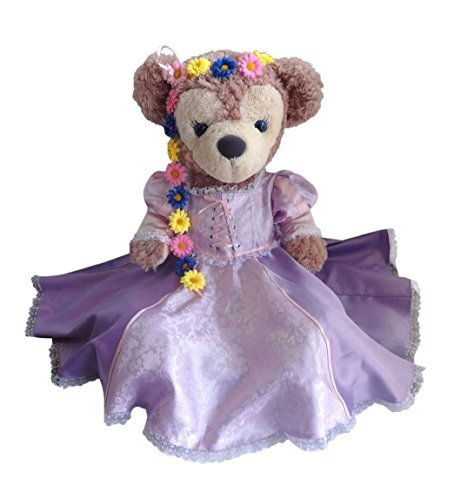 Teddy Bear Shop Alice Sherry Mae's Clothing Costumes (for Tangled body non-M (Rapunzel Costumes Pattern Adults)
