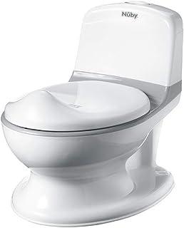 Nuby My Real Töpfchen mit lebensähnlichem Flush Button und Sound