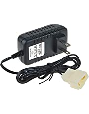 SLLEA 6V AC Adapter Wall Charger for Battery Powered Kid TRAX ATV Quad Ride On Car