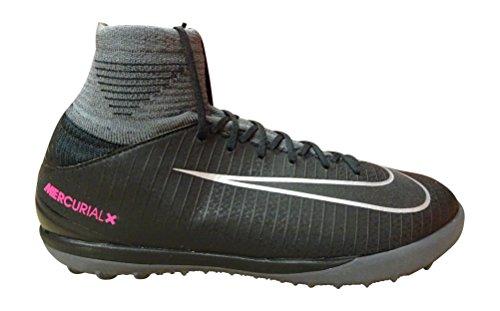 Football TG Noir Noir II Adulte gris Chaussures Jr Noir de Nike MercurialX Foncé Proximo Mixte wIqRx07