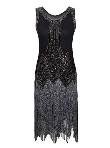 long 1920s dresses - 2