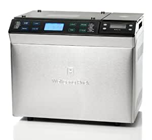 Wolfgang Puck Bread Maker 2.5 lb. Automatic Breadmaker with Scale