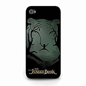 The Jungle Book iPhone 5c Funda Shell, iPhone 5c The Jungle Book Aegis Funda, The Jungle Book Funda Shock Absorbing Hybrid für iPhone 5c
