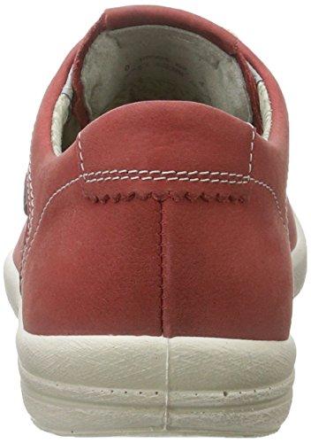 Legero Tino Entourent Damen Chaussures De Sport Rot (samba 62)