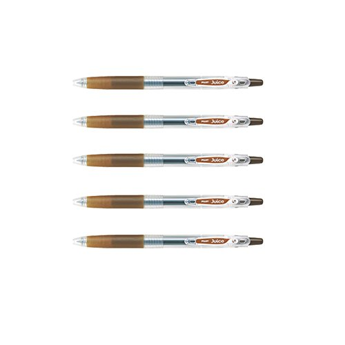 Pilot 0 5mm Ballpoint Coffee LJU 10EF CB