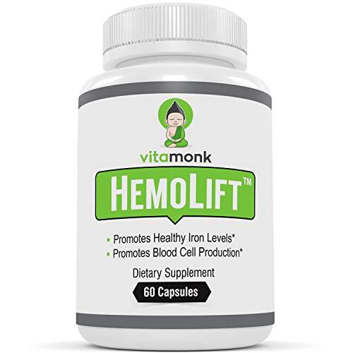 HemoLift™ - Advanced Iron Supplement For Women - Strong Su