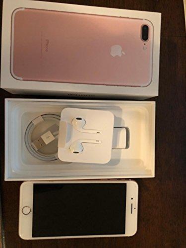 Apple iPhone 7 Plus 32 GB Unlocked Rose Gold US Version