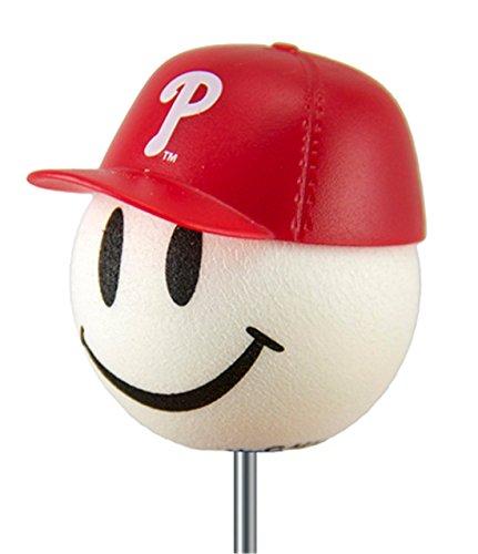 Philadelphia Phillies MLB Antenna Topper / Dangler with Bonus Bills