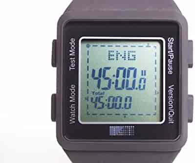 Sandusky Lee ACT Pacing Digital Timer and Watch by Testing Timers