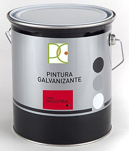 PINTURA EFECTO GALVANIZADO 6 KG. PINTURAS COLAMINA