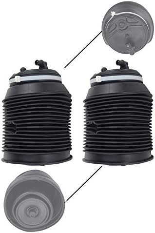 Pair Rear Air Suspension for Toyo ta Sequoia 4WD RWD 2005 2006 2007 48080-34010 48090-34010 GELUOXI