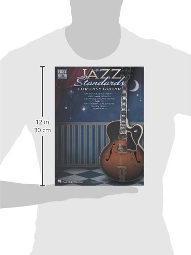 Jazz Standards for Easy Guitar Easy Guitar With Notes & Tab: Amazon.es: Hal Leonard Corp: Libros en idiomas extranjeros