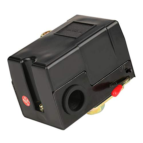 (Universal Pressure Switch 95-125 Psi For Air Compressor Pump Control Valve 1 pcs)