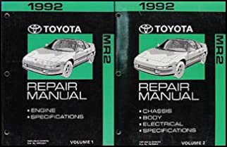 mr2 workshop manual sample user manual u2022 rh huelladakarbolivia com 1991 toyota mr2 owners manual download Toyota Supra