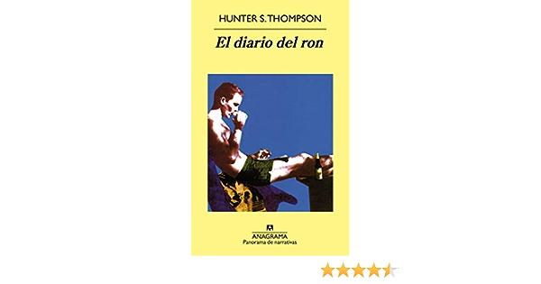 El diario del ron (Panorama de narrativas): Amazon.es ...