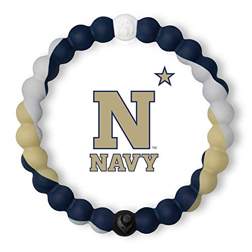 Lokai Game Day Collegiate Bracelet, Naval Academy, Medium