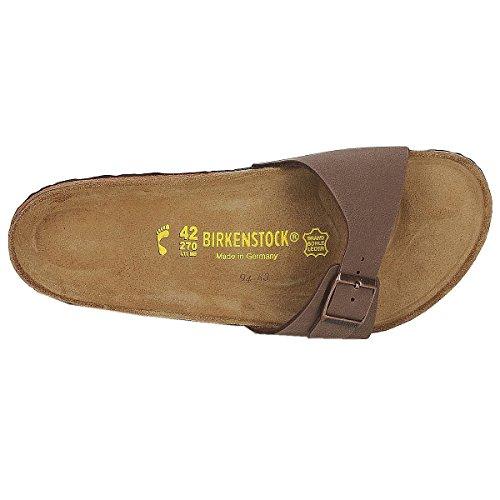 Birkenstock Madrid Mocca Womens Sandals Mocca
