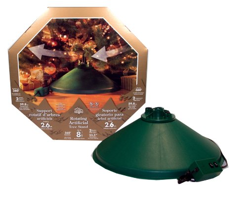 Treestand Rotating - Halloween FX Christmas Tree Stand Ez Rotate