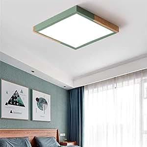 Amazon.com: ZM3 Lámpara de techo nórdica de estilo ...