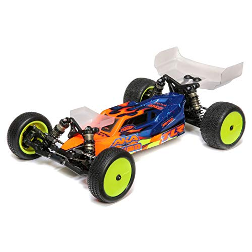 (Losi 1/10 22 5.0 2WD Buggy DC Race Kit, Dirt/Clay)
