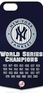 MLB New York Yankees Dynasty Banner Custom iPhone 6 Plus (5.5 inch) Case Cool MLB iPhone 6 Plus (5.5 inch) Cases Cover