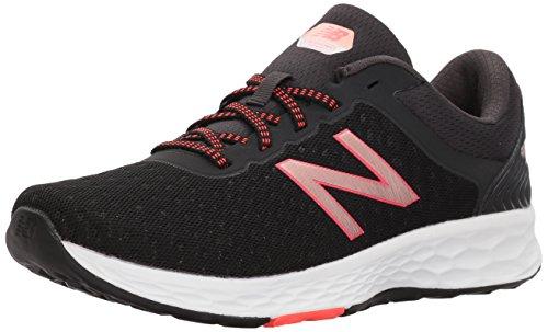 (New Balance Women's Fresh Foam Kaymin v1 Running Shoe, Black/Phantom, 10 D US)