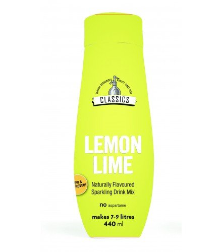 lemon lime soda stream - 3