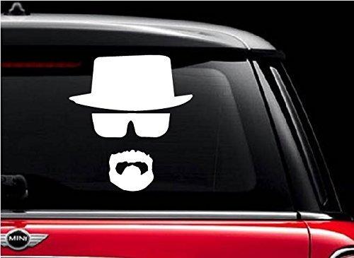Breaking Heisenberg Sticker Trucks Laptop