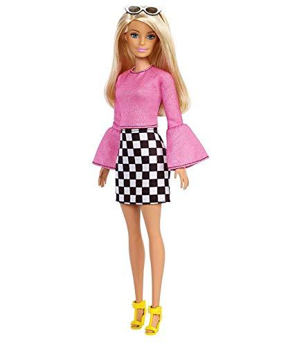 Boneca Barbie Fashionistas - 104 Saia Xadrez