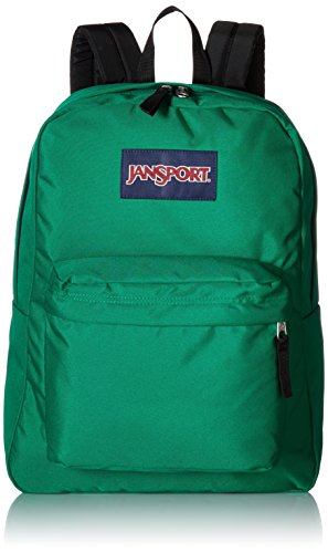 Jansport Superbreak Backpack, Amazon Green, One Size