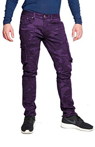 Camo Motorcycle Pants - 9