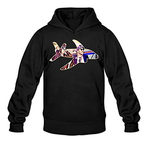 CEDAEI Men's Flight Facilities Hugo & Jimmy Hoodies for sale  Delivered anywhere in USA
